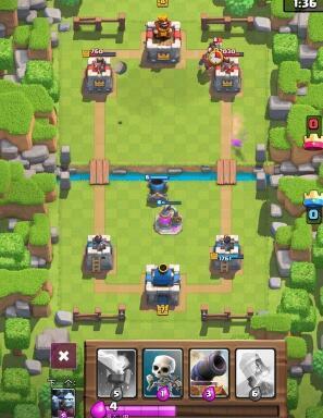 部落冲突皇室战争迫击炮和野猪骑士哪个好