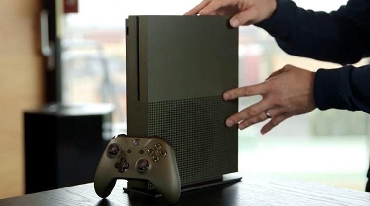 Xbox One S战地1特别版