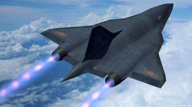歼-20隐身战机之后中国又一款重量级型号亮相