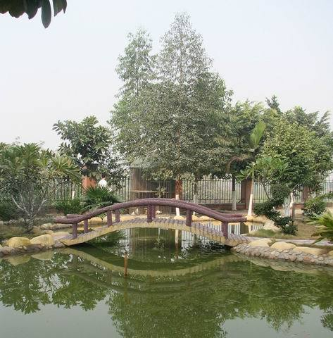 査平洲食蛇农庄