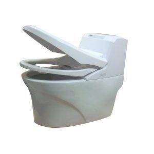和正智能马桶专设通便清洗功能