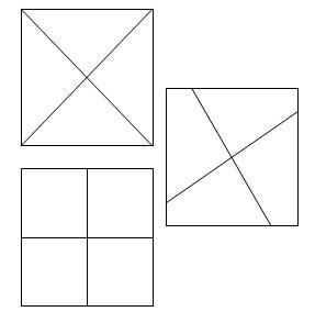 几何图形(14张) 公式 编辑本段 正方形 a-------边长 c=4a s=a2  长