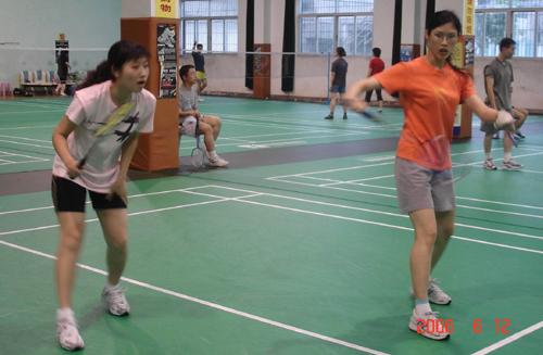奥运会羽毛球女子双打