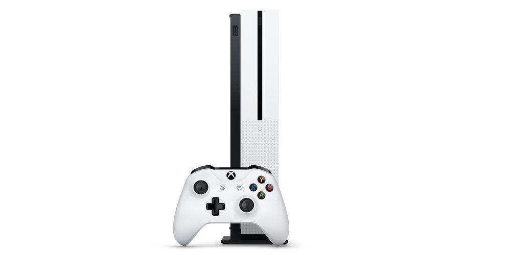 Xbox One S主机8月2日发售