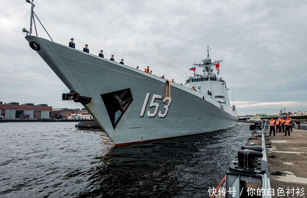 披荆斩棘,西安舰抵达圣彼得堡,俄罗斯决定给中国送上一份大礼