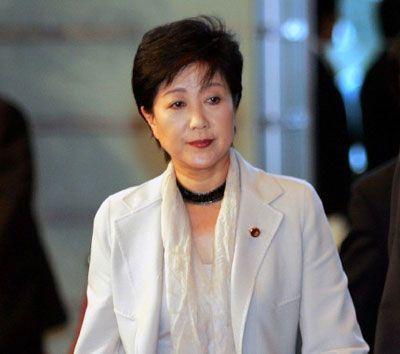 让安倍颜面扫地,这个日本女政客才是狠角色 - 挥斥方遒 - 挥斥方遒的博客
