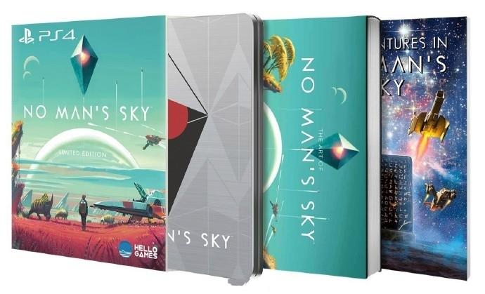《无人深空》官方中文版8月9日发售