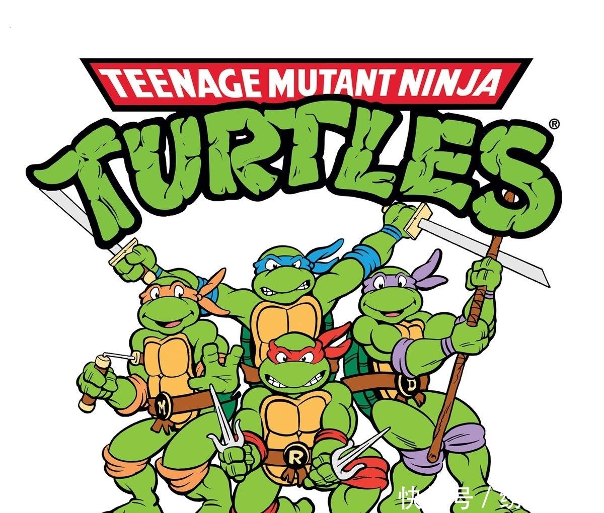 忍者漫画新神龟卖断货!因为首次进击了一个女巨人季出现第二漫画图片