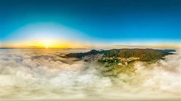 SkyPixel 2016全球最美航拍照片 - 长城雄风 ( 2 ) 博客 - 长城雄风『2』博客