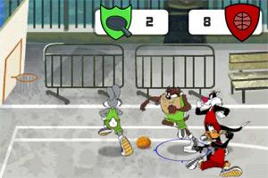 篮球明星兔八哥,篮球明星兔八哥小游戏,360小