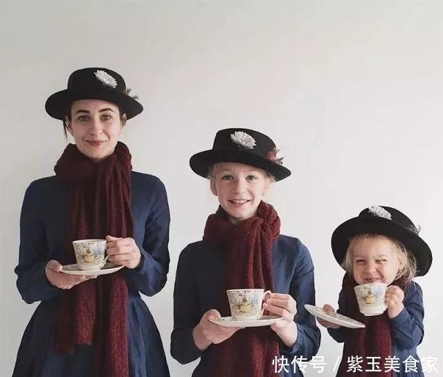 仅凭一组照片就能爆红网络 ,照片中只有母女三人