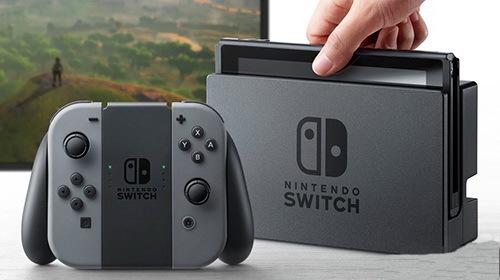Switch不排除支持VR/AR的可能