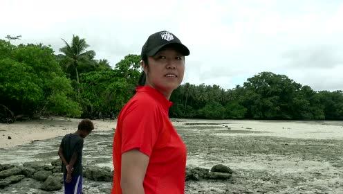 花絮:所罗门群岛的世外桃源生活,跟着土著部落捡贝壳