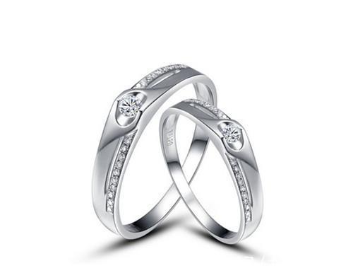 结婚戒指品牌排行榜结婚戒指一般多少钱