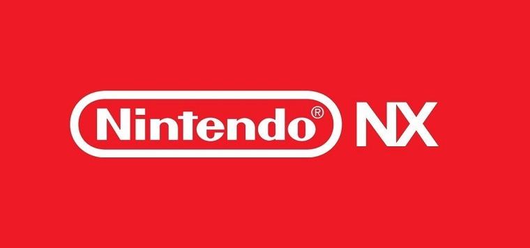任天堂NX主机logo