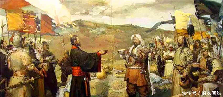 刘邦去讨伐匈奴,为何却一败涂地前苏联专家在