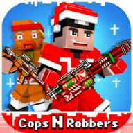像素射击 - Cops N Robbers
