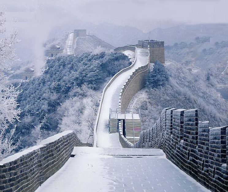 北京八达岭长城 高清图片