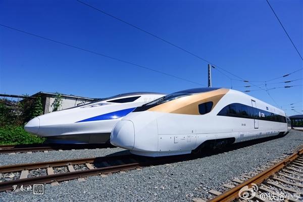 重磅!中国动车组全新命名:时速飙400公里 - 马骁-v-mzm - 马骁