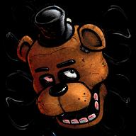 玩具熊与无面人