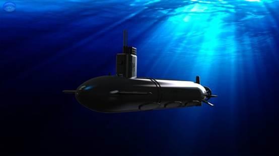 """美国海军""""弗吉尼亚""""级核动力攻击潜艇"""