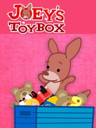 乔伊玩具盒里的新单词 英文版