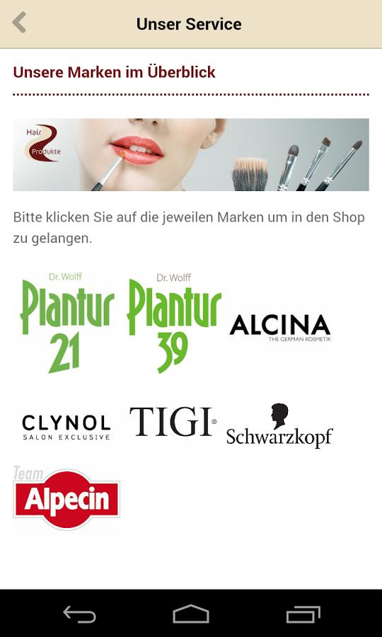 软件 生活地图 hair produkte 应用介绍 hair produkte haarpflege
